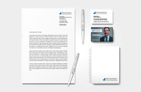 Corporate Design Manfred Rainer