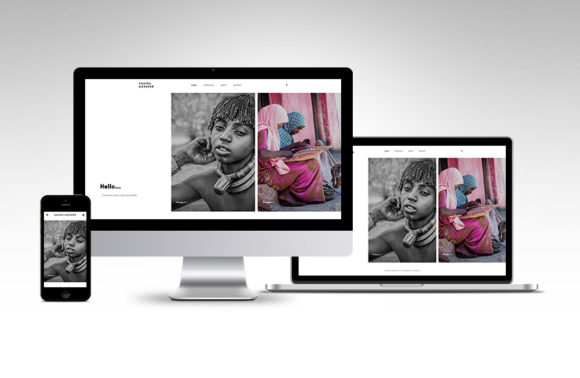 Website Samira Messner